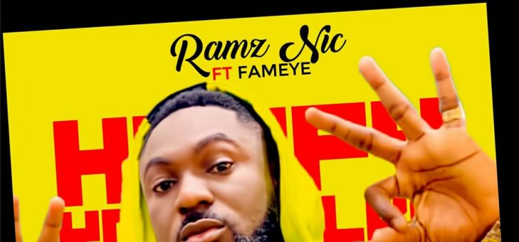 Ramz Nic - Happy Yourself Ft. Fameye (Prod. By Ski Beat Classic)